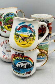 Souvenir Coffee Cups